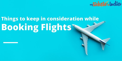 Things to keep in consideration while booking last minute flights